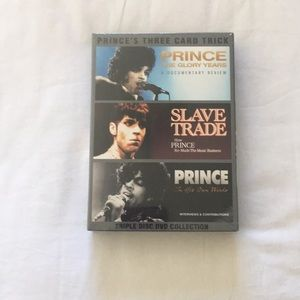 Triple Disc DVD collection